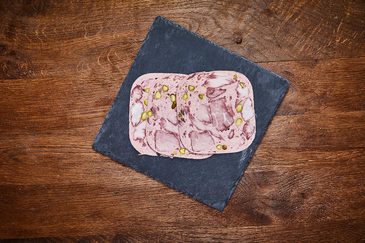 Wildschwein Pastete